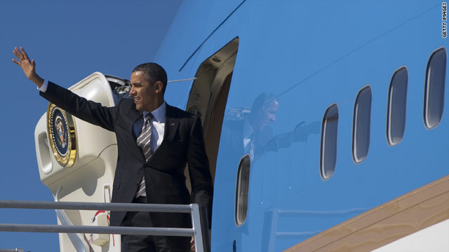 Plane intercepted in Obama's no-fly zone