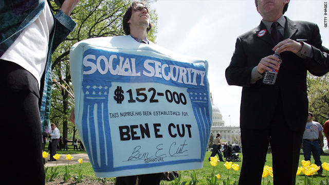 Do you think Social Security will be there for you when you retire?