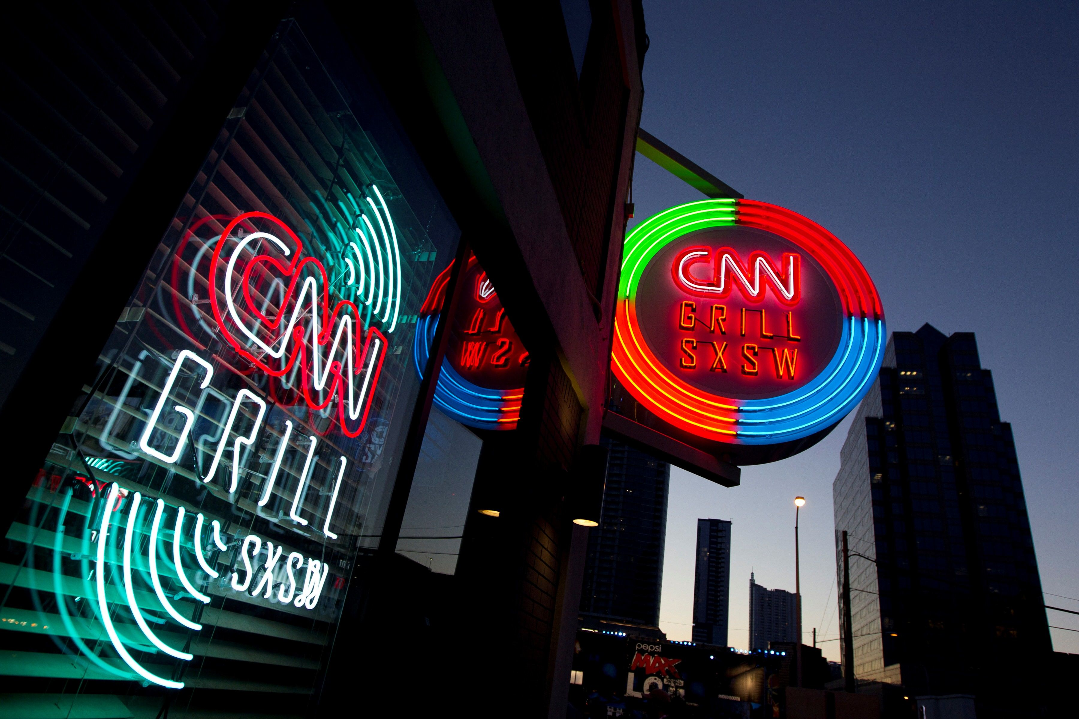 "The ""CNN Grill"" Returns to South by Southwest®"