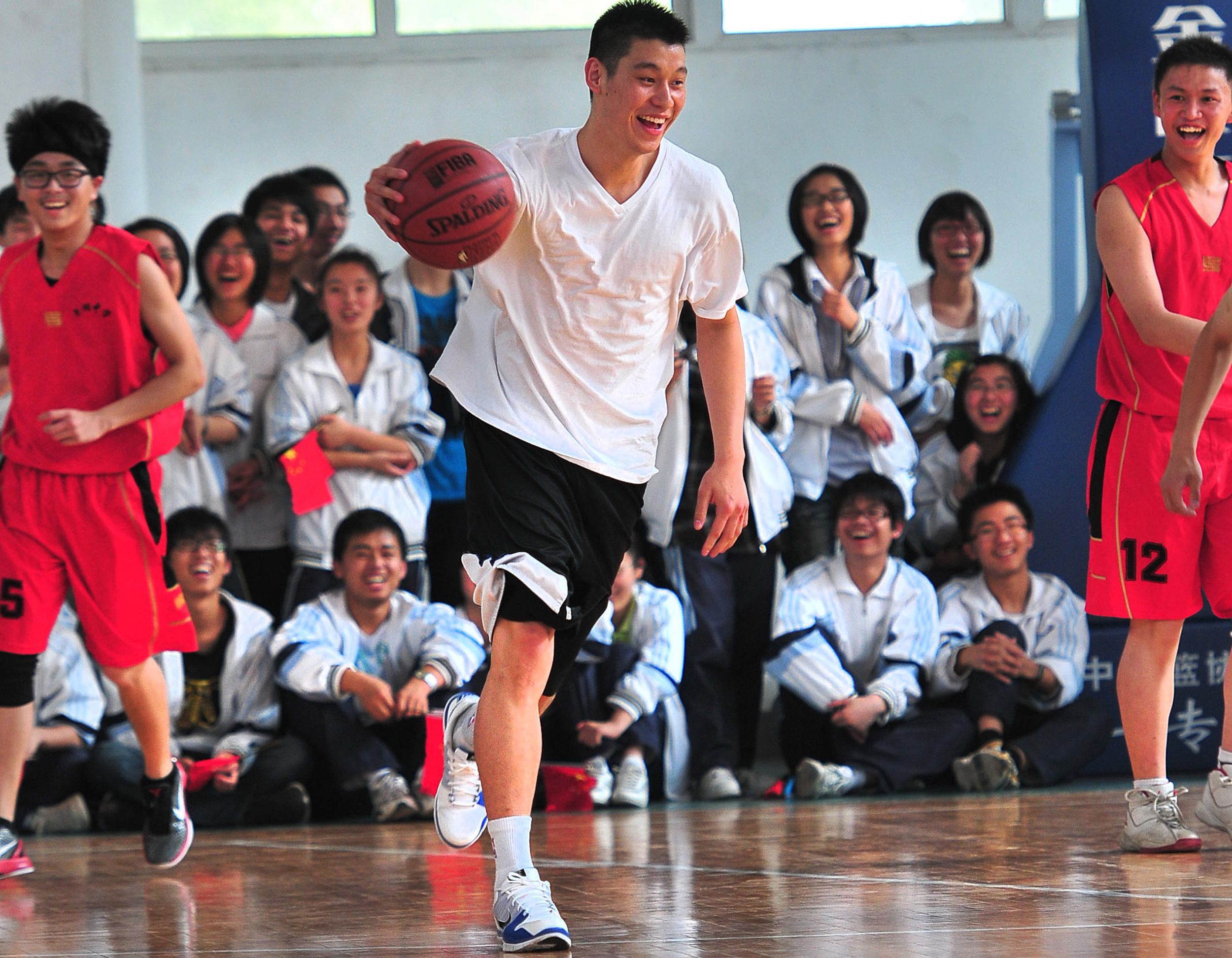 Linsanity: Asians have got game