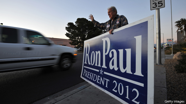 PayPal co-founder donates millions to Ron Paul super PAC