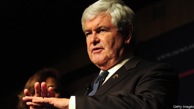 Gingrich describes Obama as a national security risk