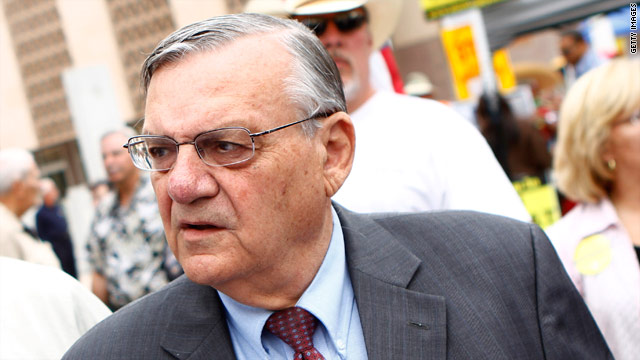 Arpaio: I briefed Santorum on birth certificate investigation