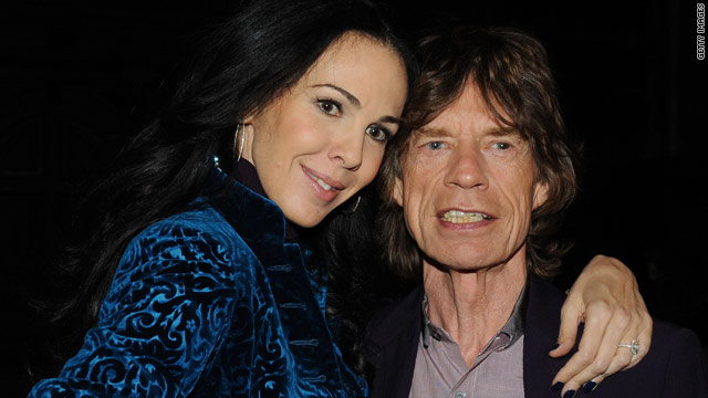 Obama 'relaxed and happy,' Mick Jagger says