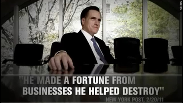 Obama super PAC takes on Romney in Michigan ad