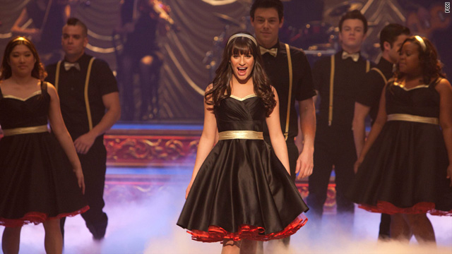 &#039;Glee&#039;s&#039; winter finale ends in cliffhanger