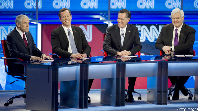 Candidates enter critical phase after possible final debate