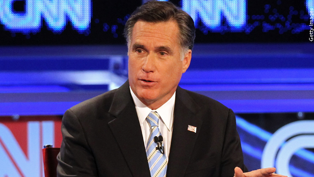 Romney: 'I can't be perfect'