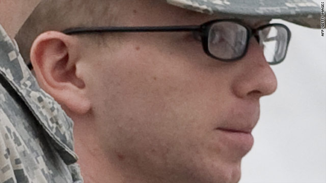 Bradley Manning charged