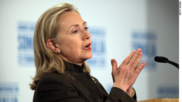 Clinton: Syria opposition credible