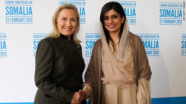 "Clinton to Pakistan: ""Get back to business"""