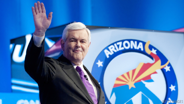 Gingrich&#039;s $2.50 gas promise