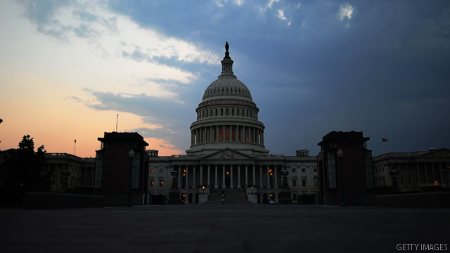 Senate poised to vote on Bush tax cuts Wednesday