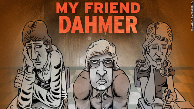'My Friend Dahmer' looks at serial killer as a troubled high school student