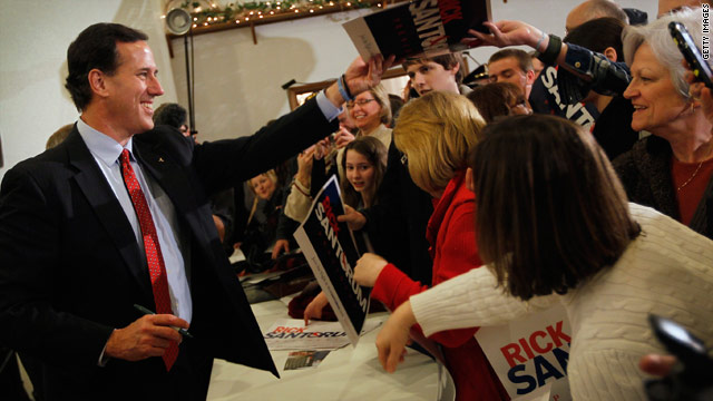First on CNN: Pro Santorum super PAC hits Illinois airwaves