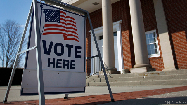 Poll: Record percentage of Americans say they're independents