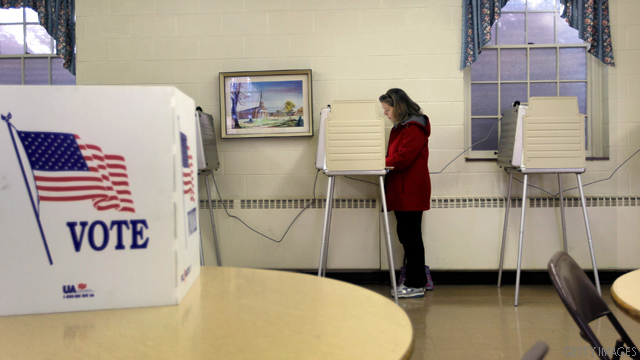 Expected turnout down in Michigan