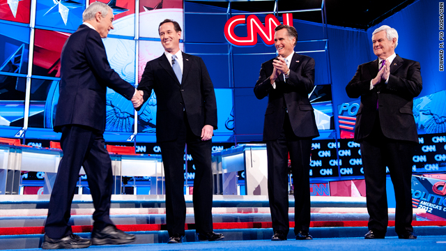 BLITZER'S BLOG: The race that goes on and on and on