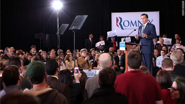Romney: If battle to convention, 'signaling our doom'