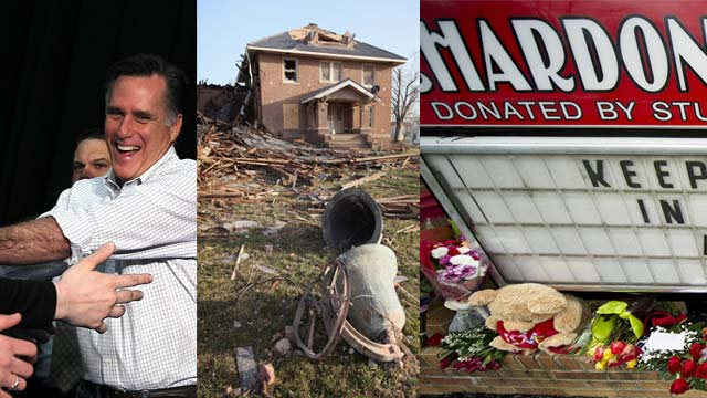 The AC360 Weekly Buzz: Chardon shooting, Romney, Santorum, Syria, Midwest tornadoes, Super Tuesday