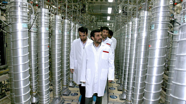 Iran installing advanced centrifuges ahead of talks