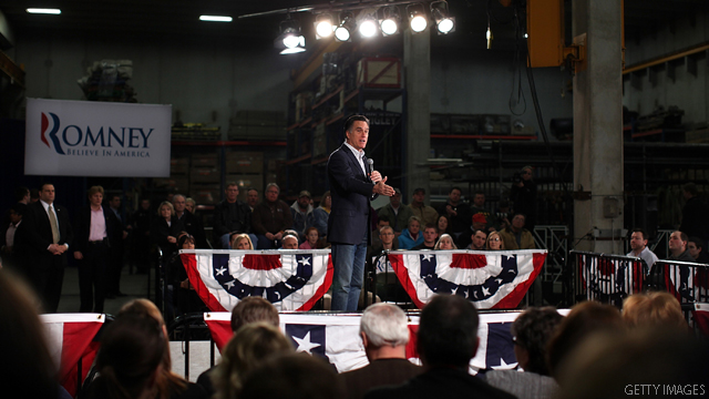 Romney: Obama shouldn't take credit on domestic energy