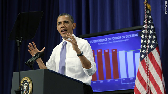 Obama on soaring gas prices: No silver bullet
