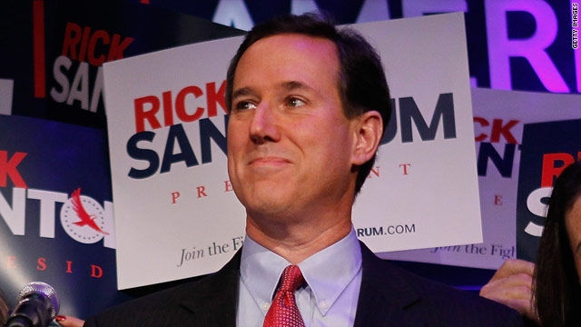 Santorum super PAC tries to narrow financial disadvantage