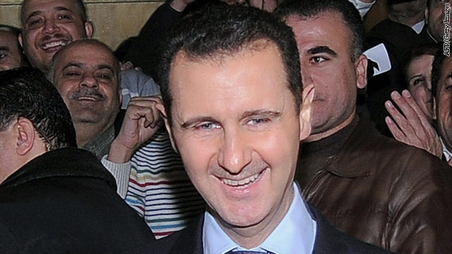For the U.S., what to call al-Assad's crimes