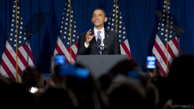 Ohio poll: Obama edging up but still under 50%