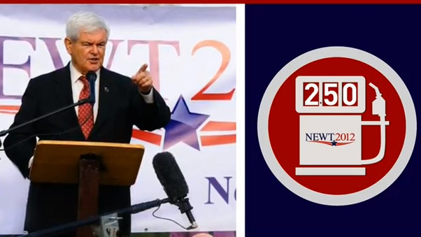 Gingrich energy ad to air in post-Super Tuesday states