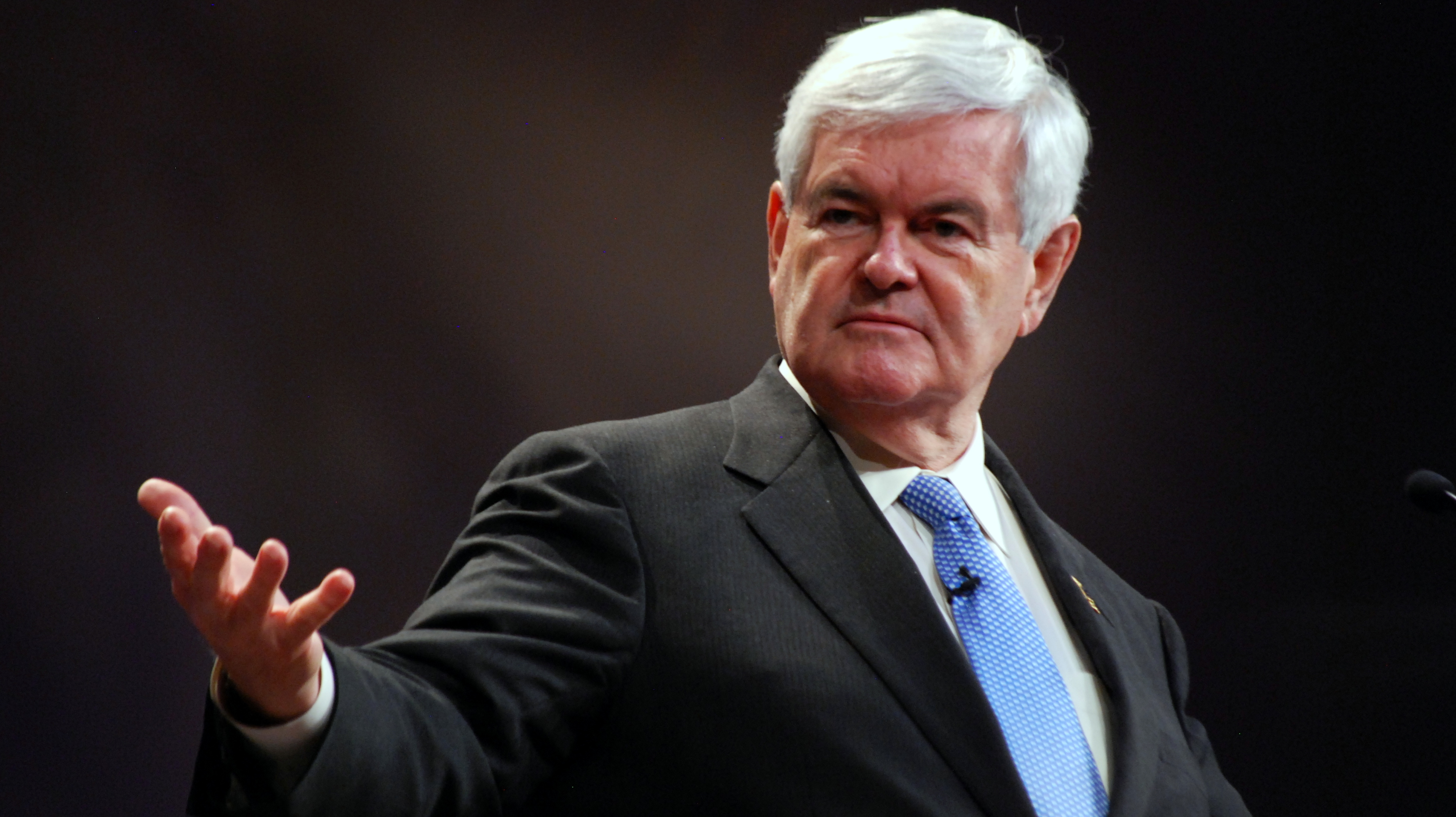 Poll: Gingrich ahead in Georgia by double-digit margin