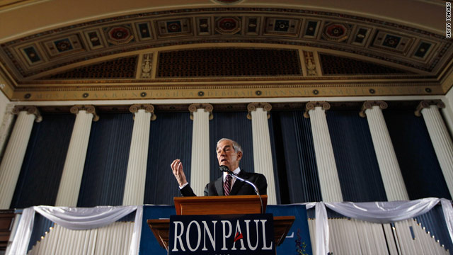 Ron Paul admits he won't be nominee