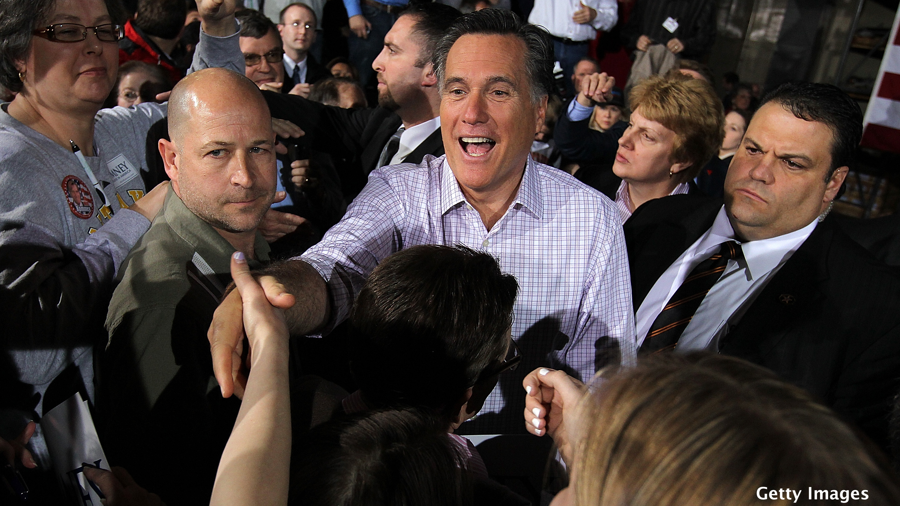 CNN projects Romney will win Washington state caucuses