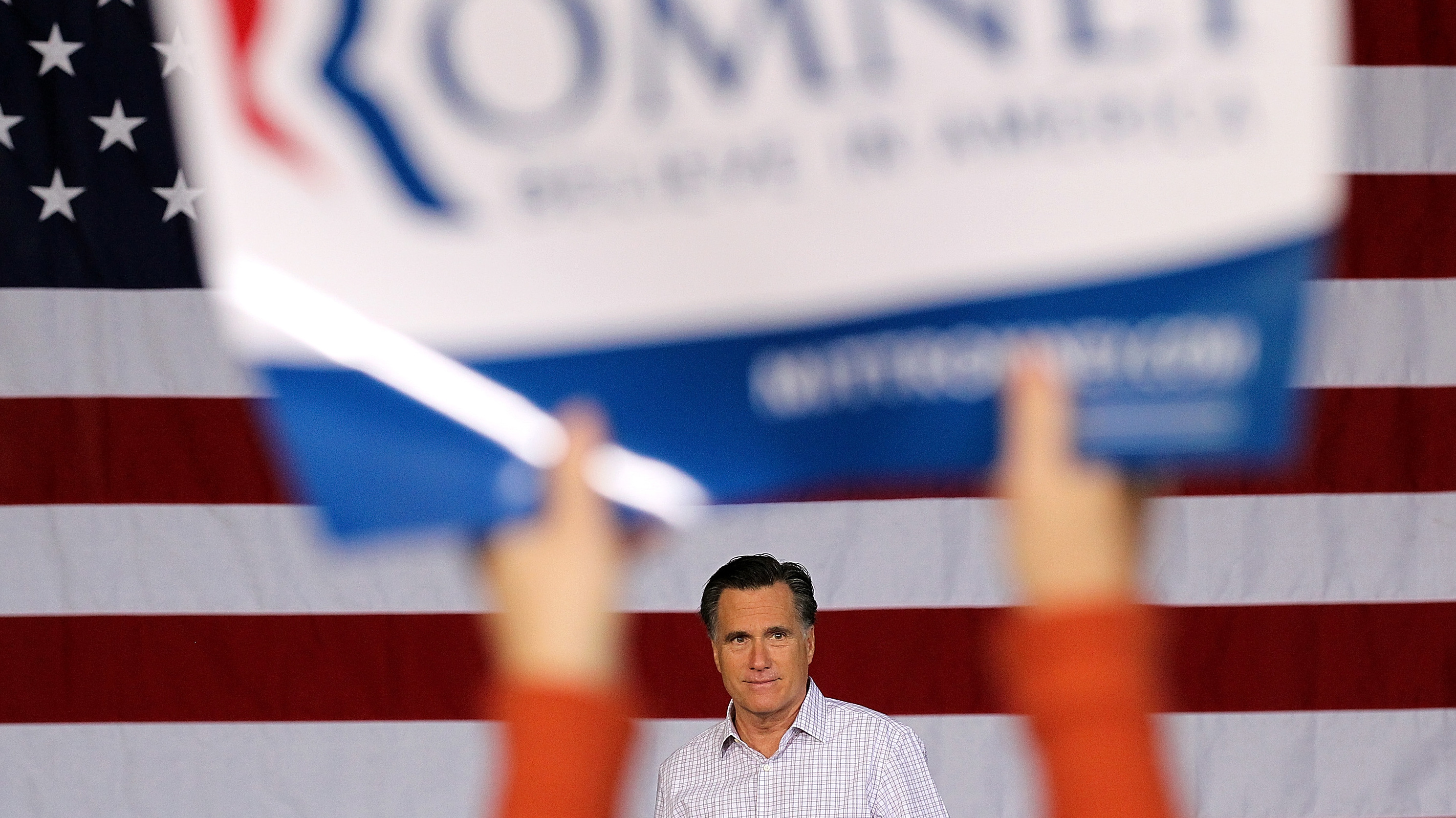 Excerpts from Romney's Liberty address largely ignore religion