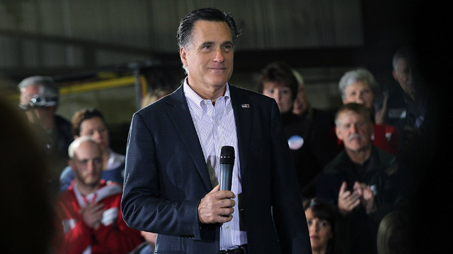 Raw Politics Quiz: Spot the Romney endorsement