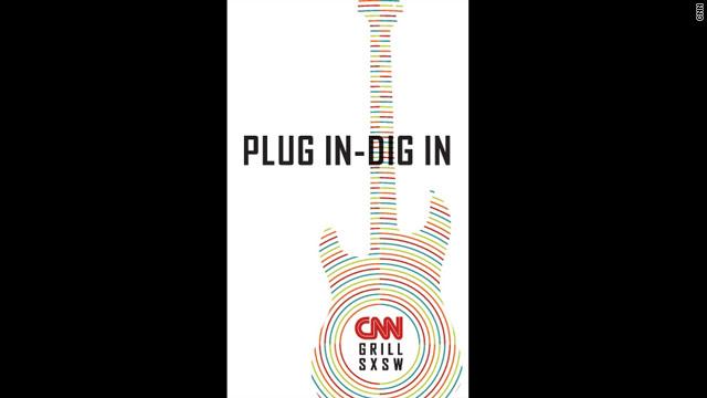 CNN Grill @ SXSW Live Jam Lineup