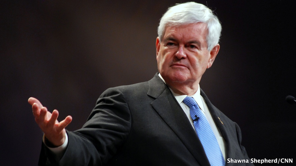 Gingrich: Obama an &#039;American-born job-killing president&#039;