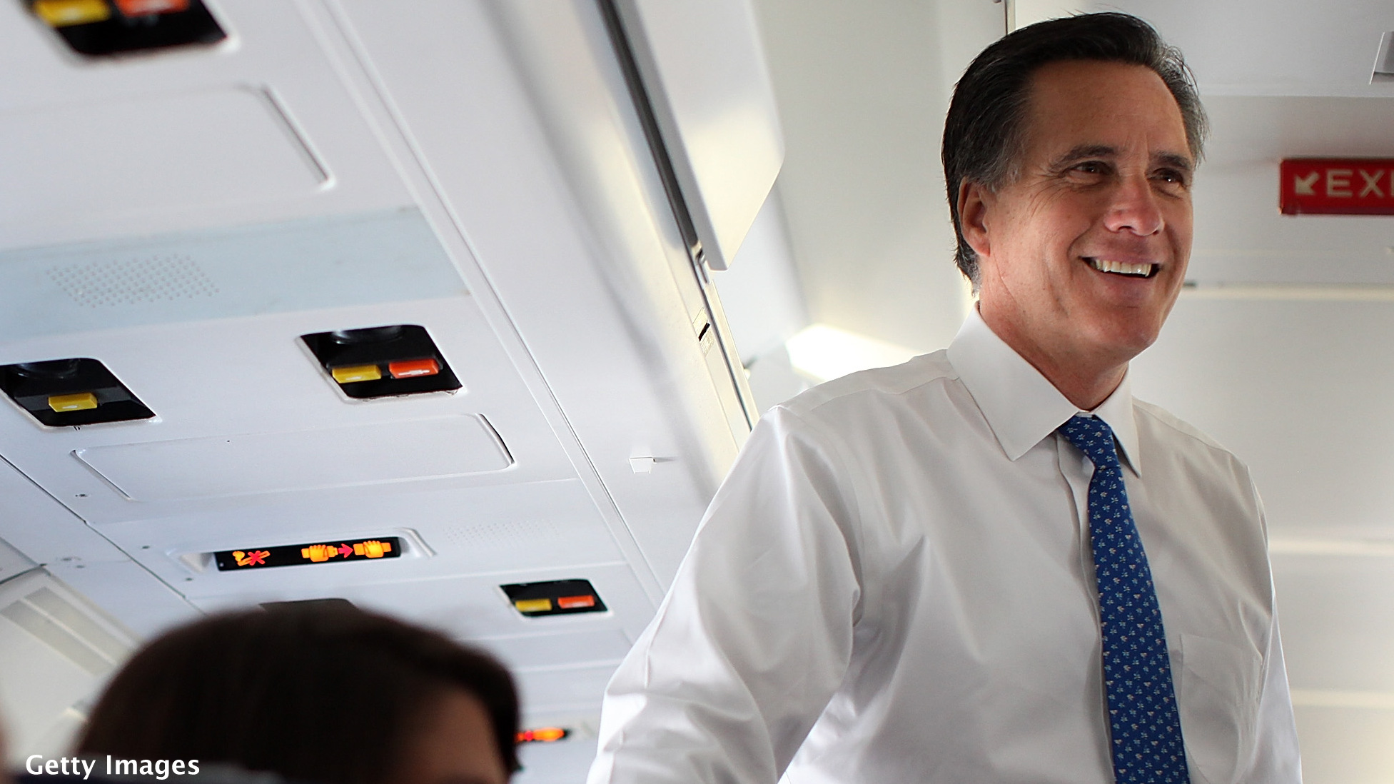BREAKING: Romney wins Vermont primary, CNN projects