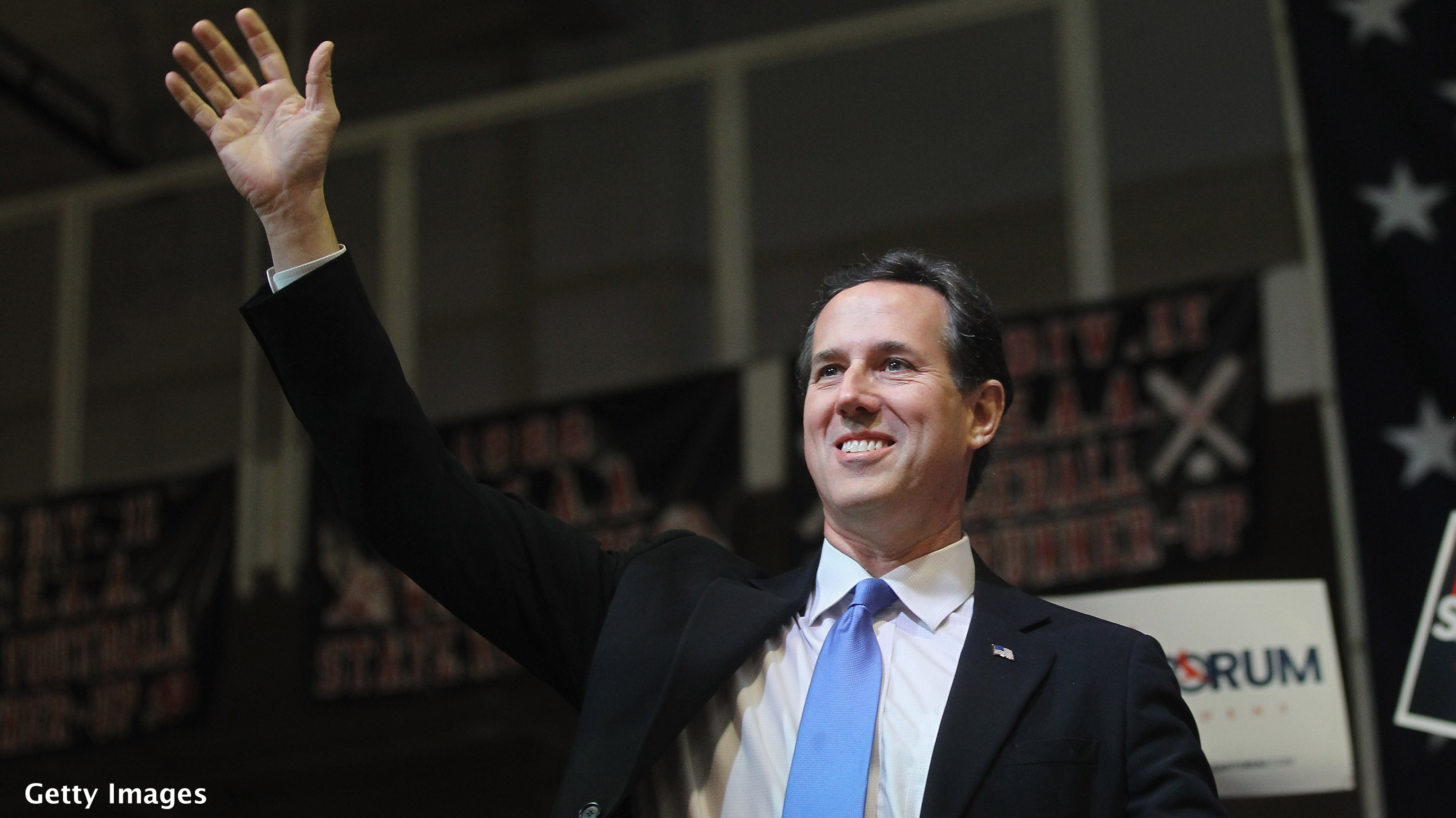 BREAKING: Santorum wins Kansas caucuses, CNN projects