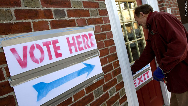 As GOP fight continues, turnout numbers lag