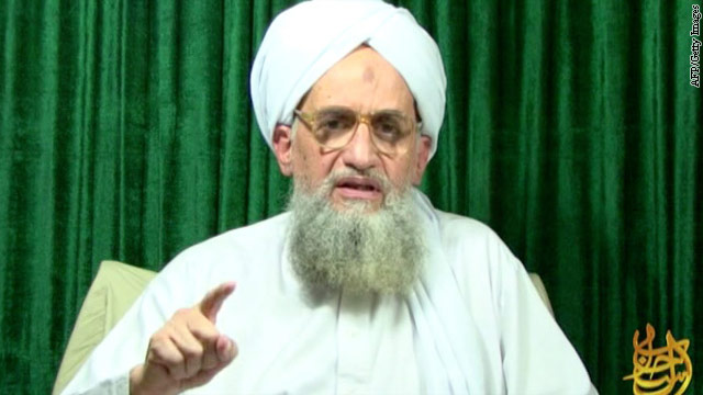 If Zawahiri caught, military not sure where he would go