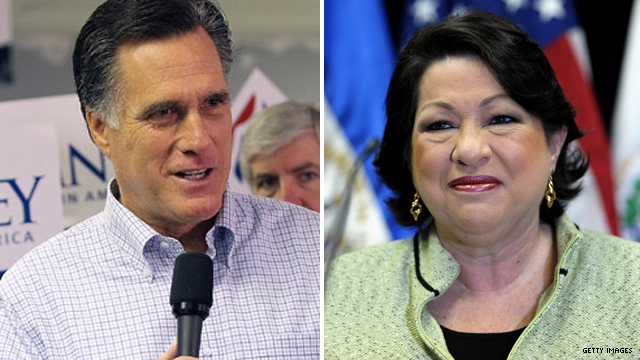 Romney Sotomayor ads irk Latino groups