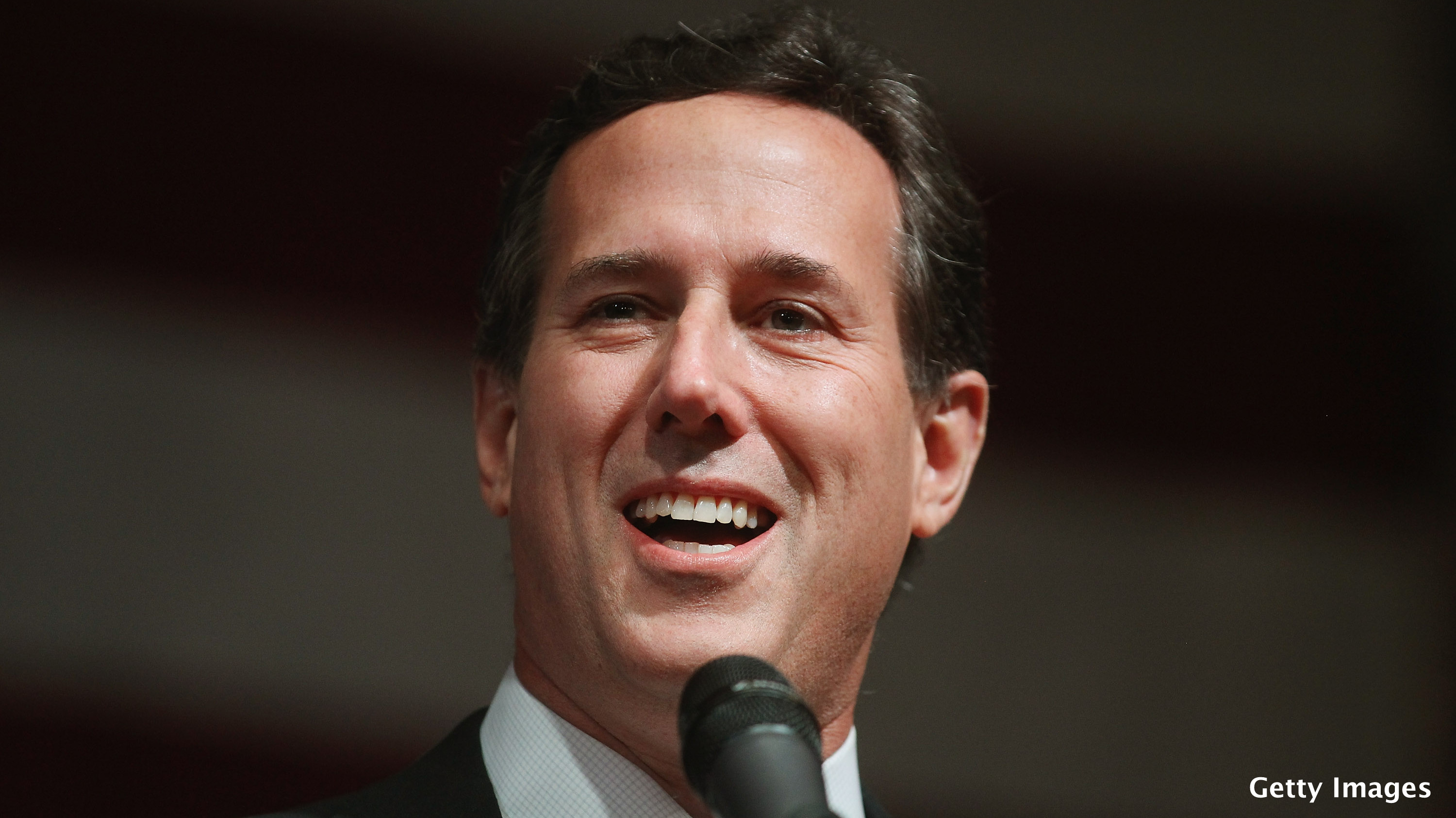Santorum endorses in Indiana race