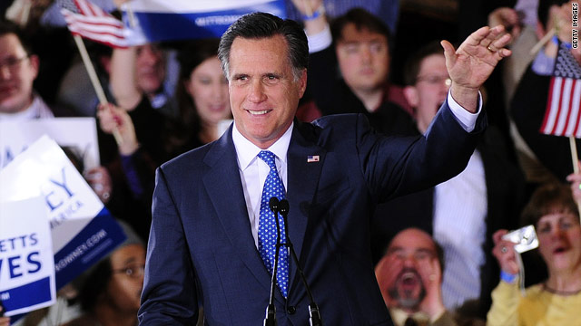 Romney expects to win nomination outright