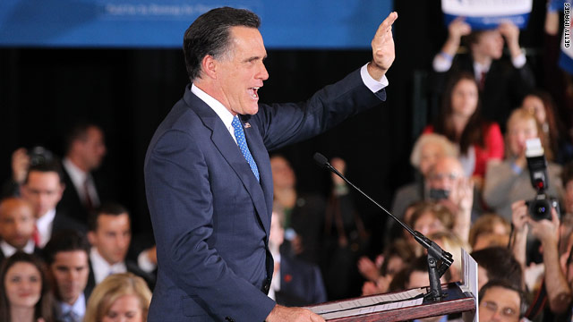 Romney raises $11.5 million in February