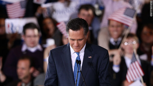 BLITZER&#039;S BLOG: Tough contests ahead for Romney