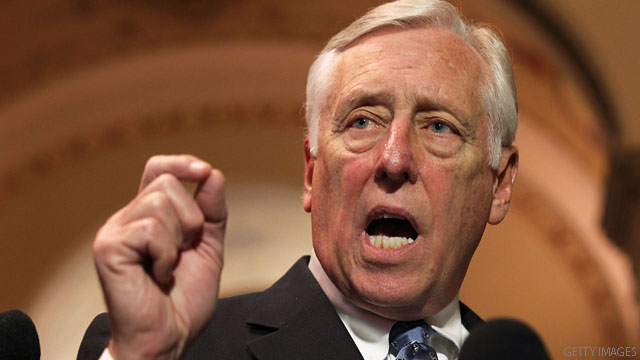 Hoyer predicts Democrats win back House if economic upswing continues