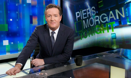 """Piers Morgan Tonight"" welcomes an exciting collection of guests hosts all week"