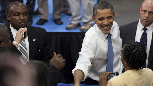 Obama's May campaign cash tops previous two months